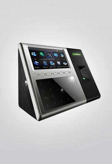 دستگاه حضور و غیاب دستگاه حضور غیاب تشخیص چهره و اثر انگشت YC-800