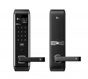 قفل اثر انگشت قفل اثر انگشتی درب قفل هوشمند